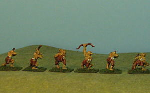 Goblin Archers (rear)